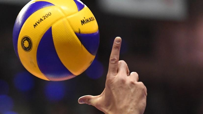Российский волейболист Мороз был дисквалифицирован за кокаин