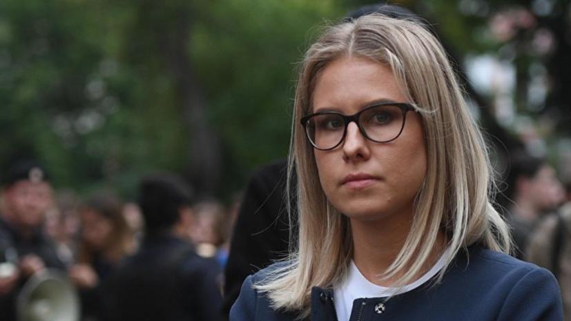 Соболь отказали в регистрации на выборах в Мосгордуму