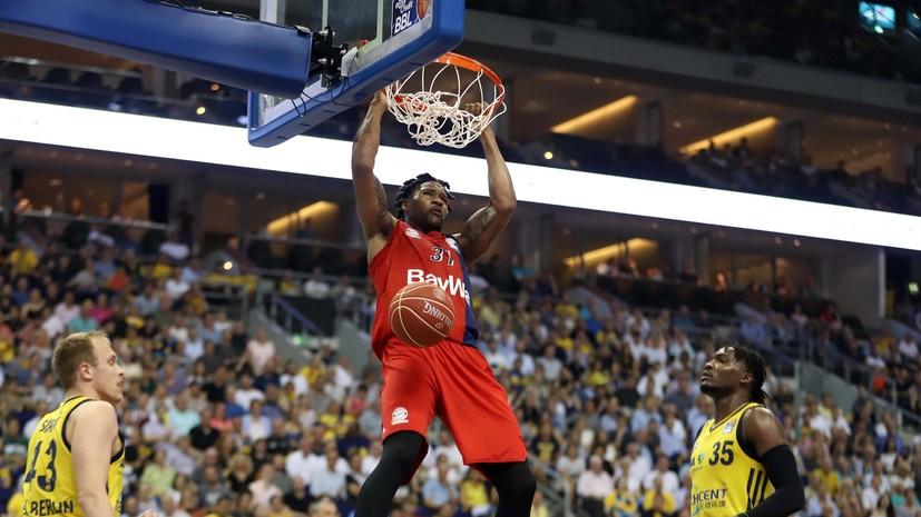 «Химки» объявили о переходе баскетболиста Букера