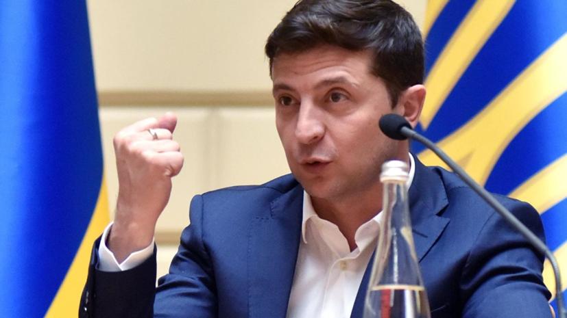 Зеленский вступил в перепалку с директором аэропорта в Николаеве