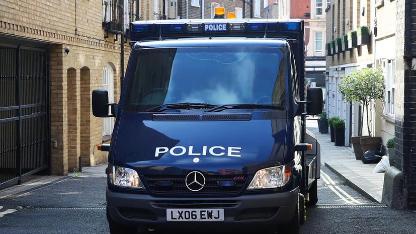 Сбивший пешеходов в Лондоне выходец из Судана признан виновным