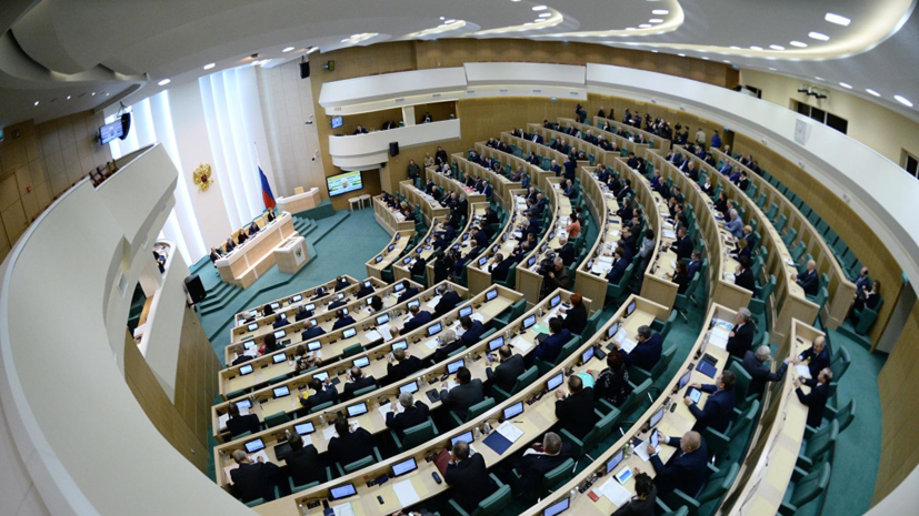 В Совфеде оценили возможность недопуска «Родины» и «Зелёных» на выборы в Севастополе