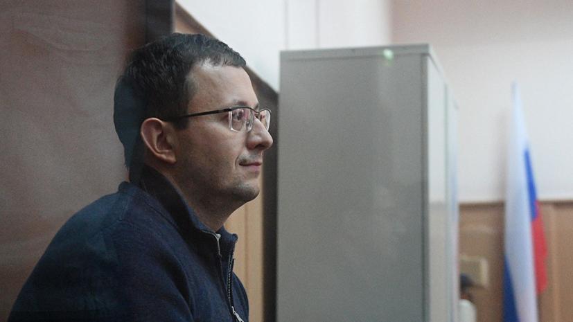 Суд в Москве оставил под арестом топ-менеджера «Рольфа» Кайро