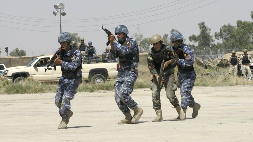 Неизвестные совершили нападение на турецких дипломатов в Ираке