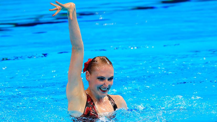 Рекордный титул Ромашиной и победный дубль 13-летних китаянок: итоги шестого дня ЧМ по водным видам спорта
