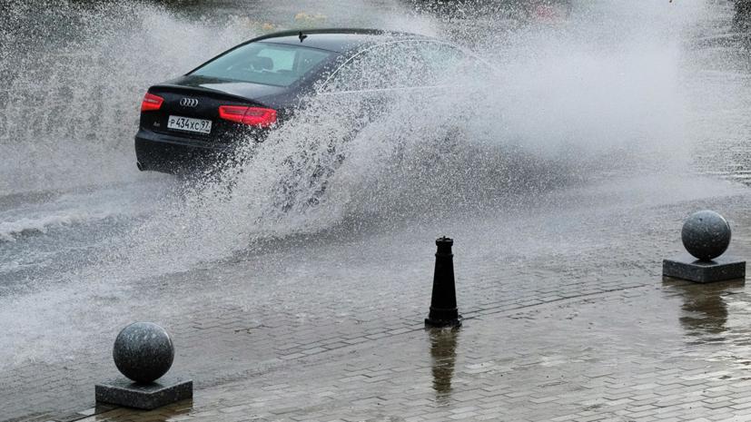 В ЦОДД призвали водителей в Москве проявить осторожность на дорогах