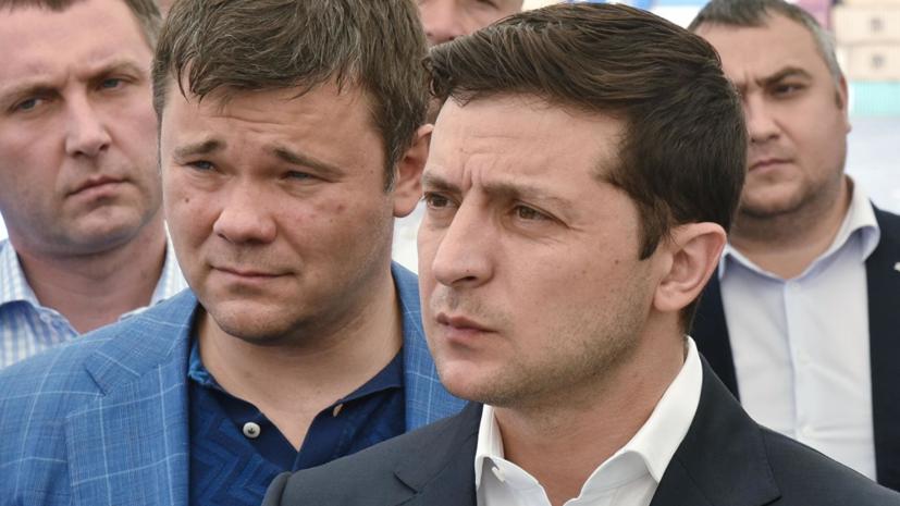 Зеленский рассказал о выступающих против звонков Путину «партнёрах»