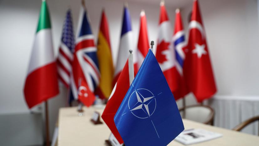В Пентагоне прокомментировали возможность исключения Турции из НАТО