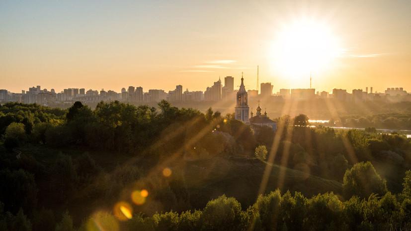 В ГГО заявили о высокой скорости потепления в России