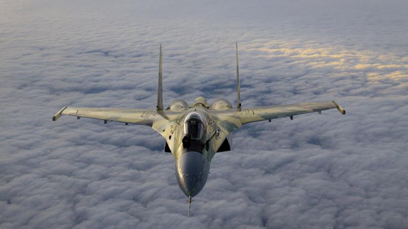 В России заявили о готовности поставить Турции истребители Су-35