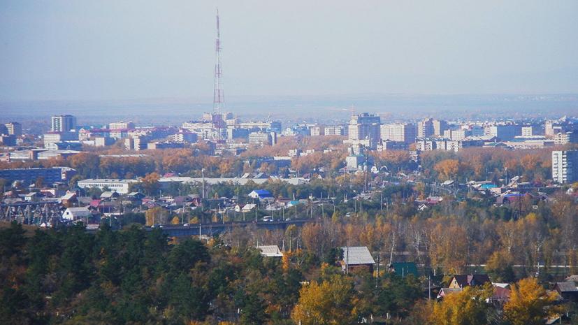 Названы города России с самым загрязнённым воздухом
