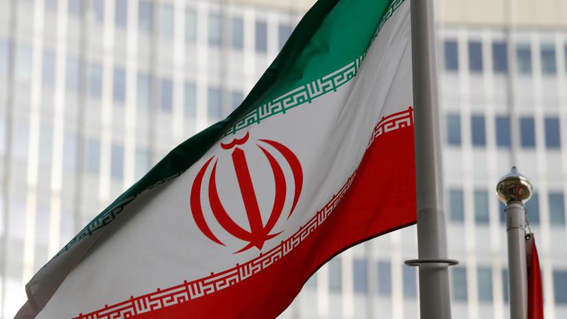 Иран заявил о задержании танкера с контрабандным топливом