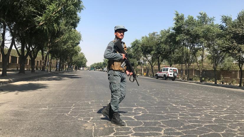 Шесть человек погибли в результате взрыва около университета в Кабуле