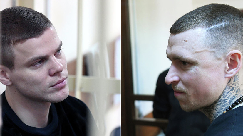Замглавы ФСИН заявил, что Кокорину и Мамаеву не запрещено играть в футбол в колонии