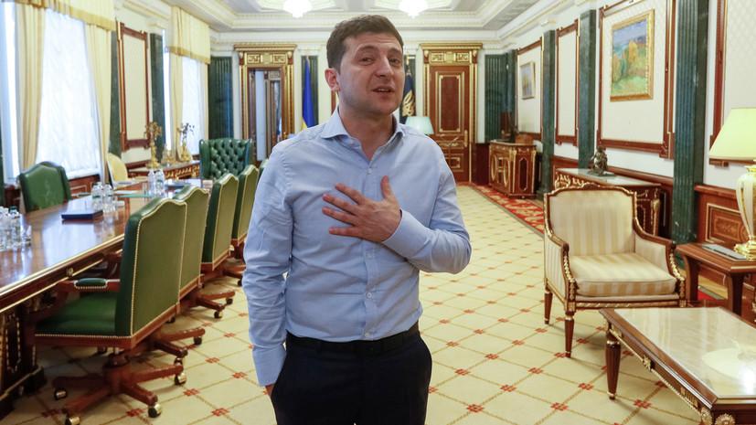 Зеленский подтвердил готовность обменять Вышинского на Сенцова