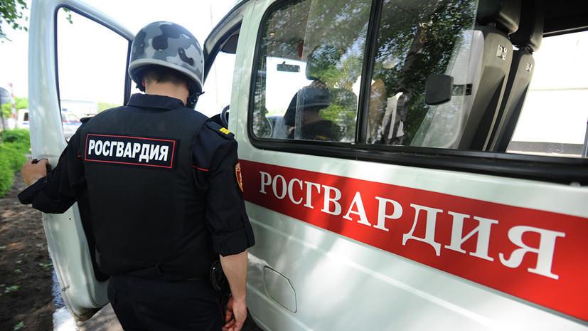 Росгвардия: с начала года на Северном Кавказе ликвидировали 20 боевиков