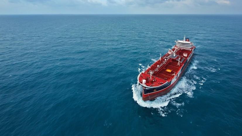 «Нарушение правил судоходства»: в Иране заявили о задержании британского танкера в Ормузском проливе