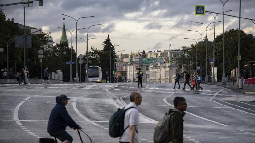 В Москве 20 июля ожидается до +21 °С