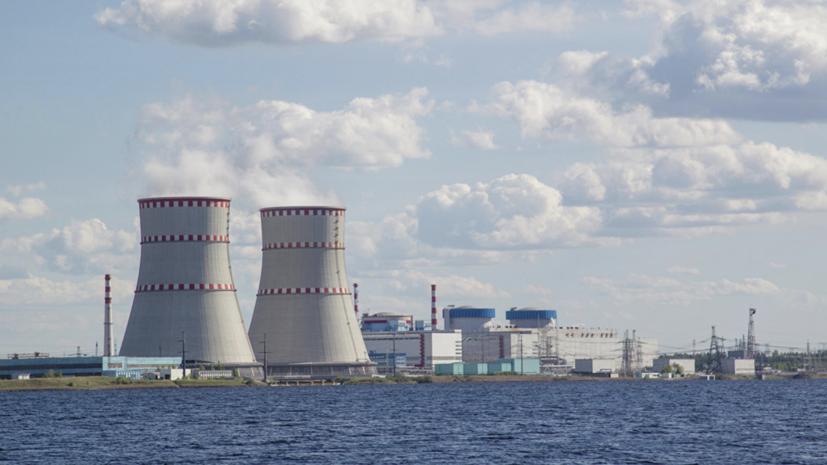 Энергоблок №1 на Калининской АЭС подключён к сети после ЧП