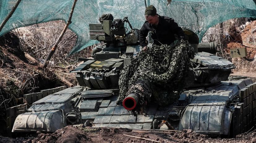 В ЛНР приказали военнослужащим прекратить огонь с 21 июля