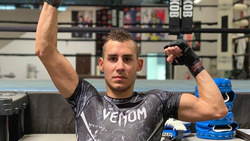 Тренер боксёра Дадашева назвал бой с Матиасом адским для россиянина