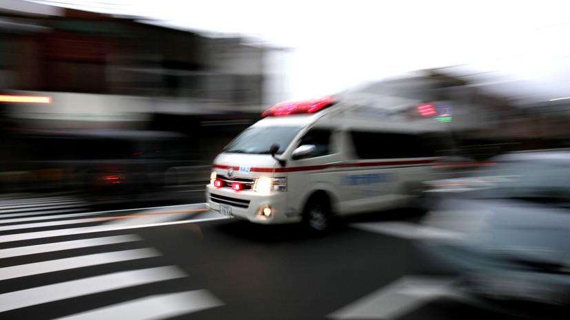 СМИ: В Японии из-за ливней пострадали два человека