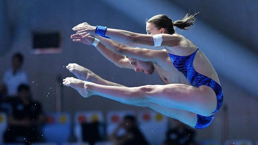 Тренер оценила выступление сборной России по прыжкам в воду на ЧМ
