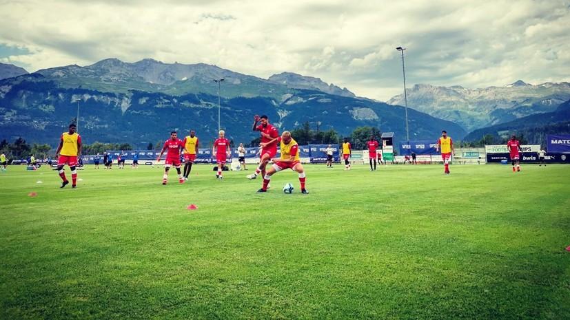 «Монако» с Головиным обыграл «Валенсию» в контрольном матче