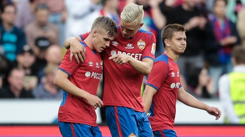 ЦСКА обыграл «Оренбург» во втором туре РПЛ