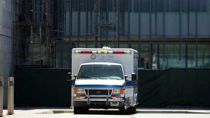 В США из-за жары погибли шесть человек