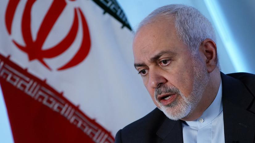 В Иране обвинили США в разрушении ядерной сделки