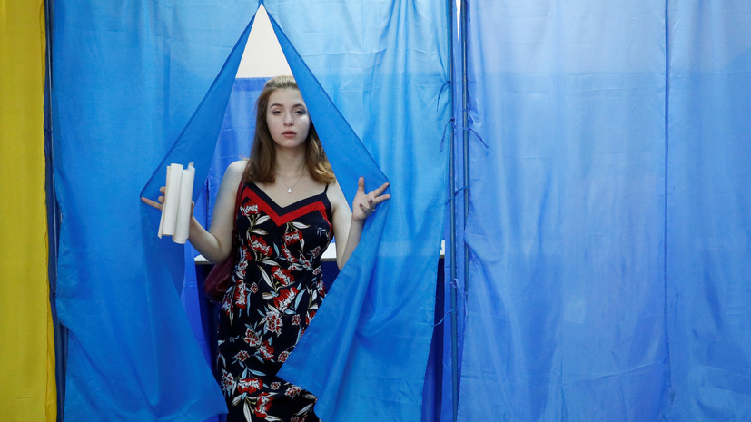 В Нацполиции рассказали об обстановке на Украине в день выборов