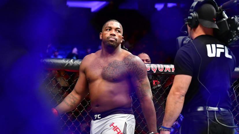 СМИ: Харрис получил бонус от UFC за эффектную победу над Олейником