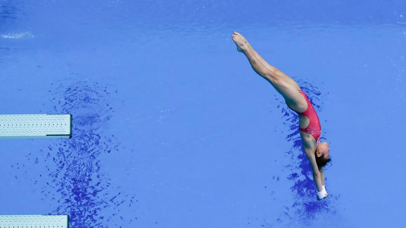 ЧМ по водным видам спорта 2025 года пройдёт в Казани