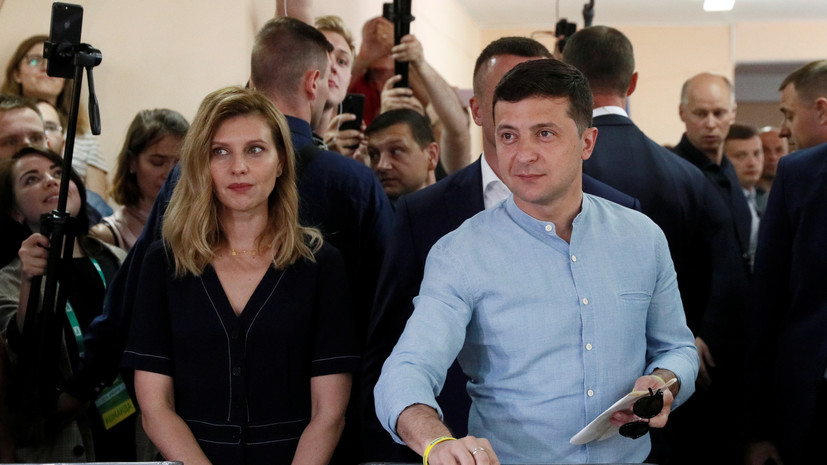 Политолог оценил слова Зеленского о будущем премьере Украины