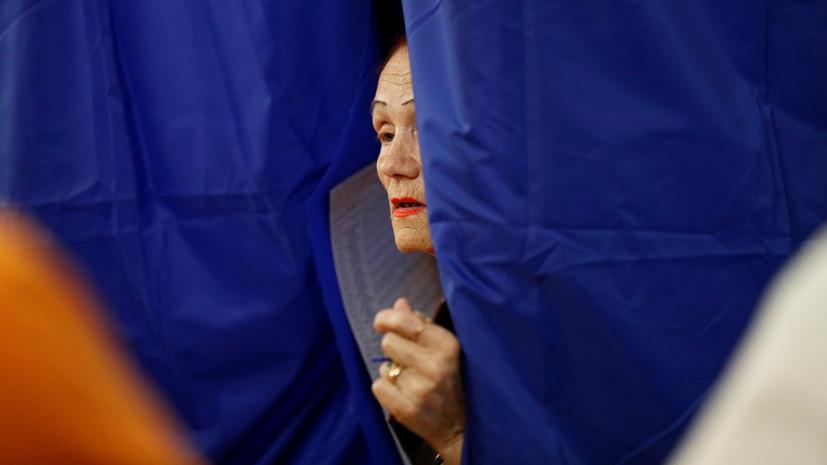 В ЦИК Украины сообщили о ходе выборов в Раду