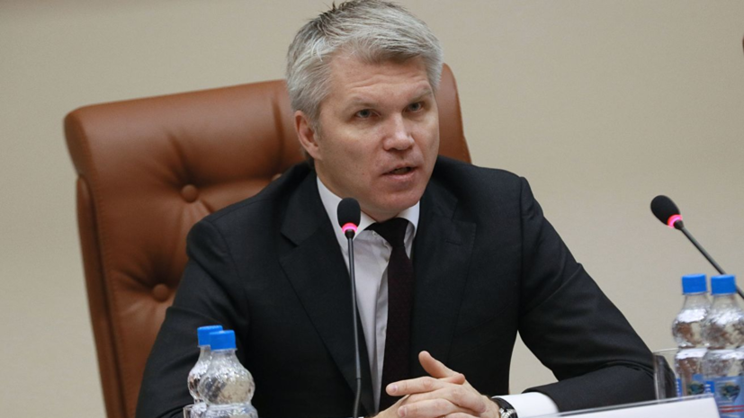 Колобков уверен, что ЧМ по водным видам спорта в Казани пройдёт на высочайшем уровне
