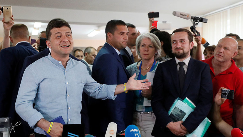 «Абсолютно независимый экономист»: Зеленский назвал качества будущего премьера Украины