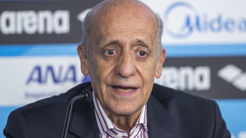 Глава FINA высказался о выборе Казани местом проведения ЧМ по водным видам спорта 2025 года
