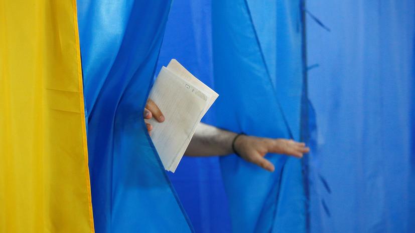 МВД получило более 1200 сообщений о нарушениях на выборах в Раду