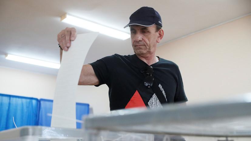 Вице-спикер Рады прокомментировала низкую явку на выборы