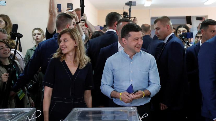 Зеленский назвал приоритетные задачи после выборов в Раду