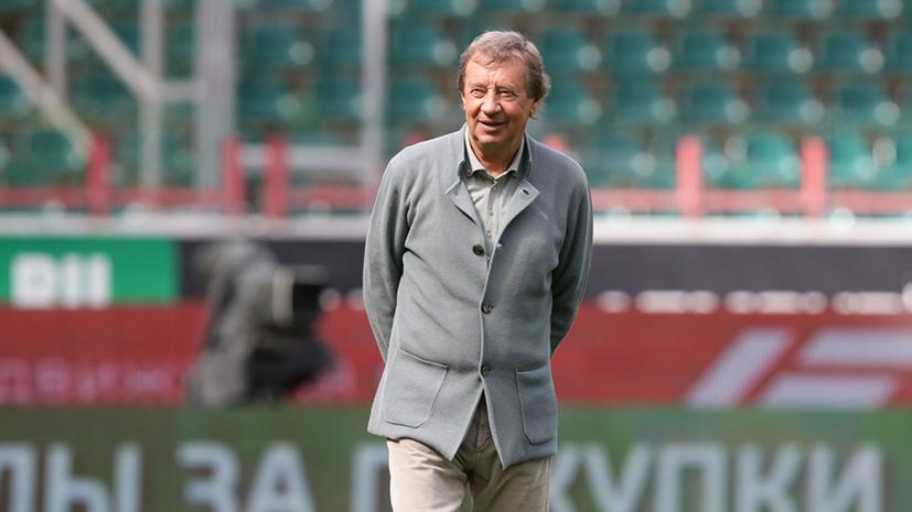 Сёмин заявил, что игра «Локомотива» с «Рубином» ему понравилась больше, чем с «Тамбовом»