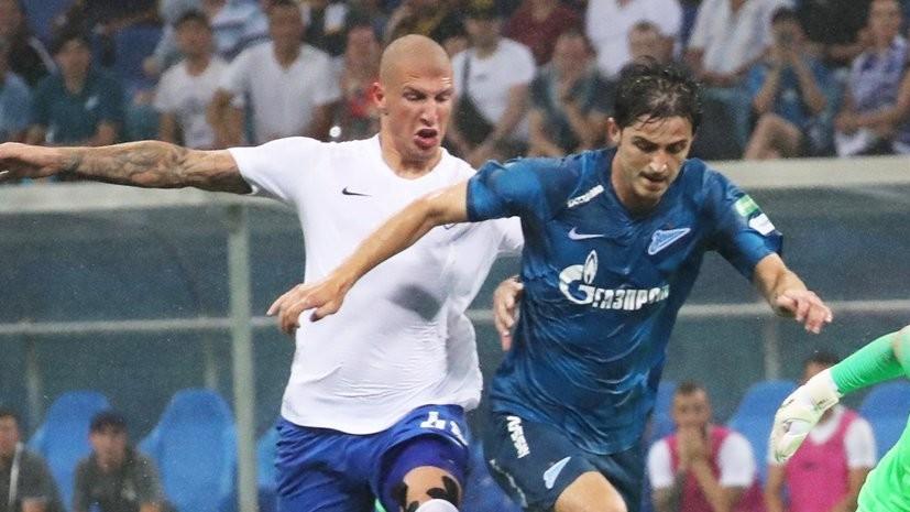 Мяч Азмуна помог «Зениту» обыграть «Сочи» в матче РПЛ