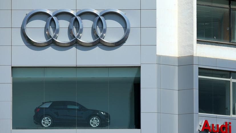 СМИ: Audi попросил «Барселону» вернуть бесплатные автомобили