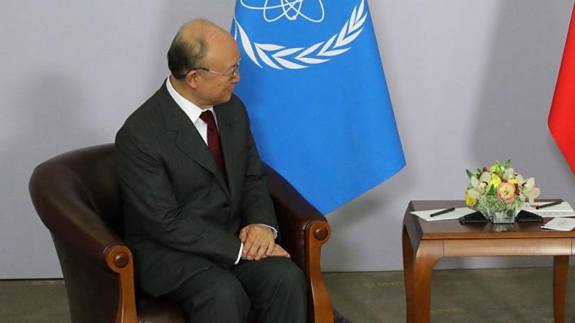 Путин выразил соболезнования в связи со смертью главы МАГАТЭ