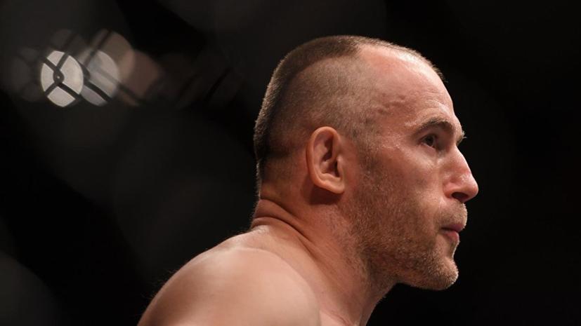 Стали известны сроки восстановления российского бойца UFC Олейника