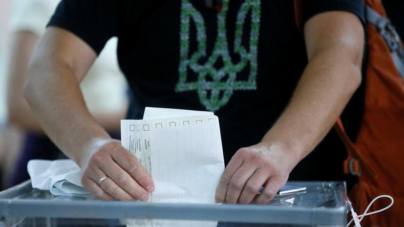 Избирательная кампания в Раду стала рекордной по незаконной агитации