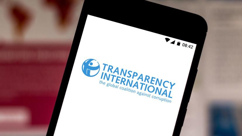 «Трансперенси Интернешнл — Р» снимает помещение по соседству с подвалом, где находится штаб Навального