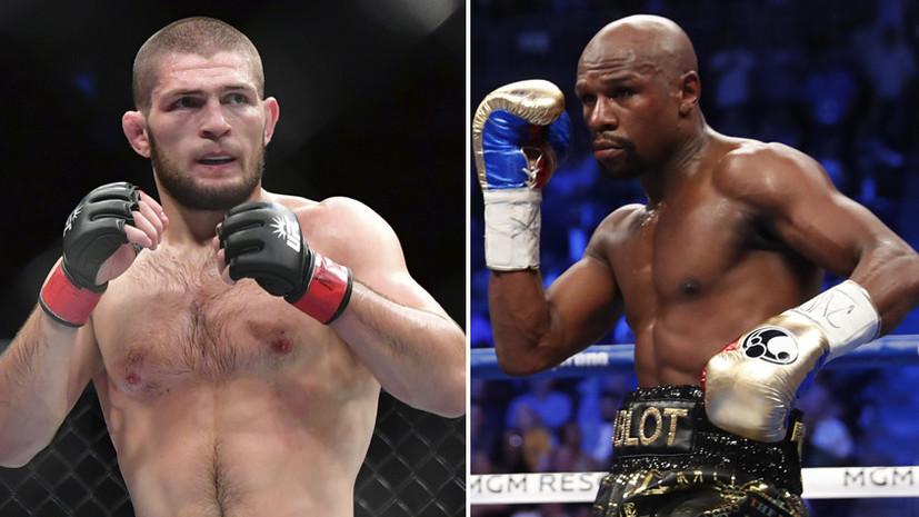 Экс-чемпион UFC Кутюр высказался о возможном боксёрском бое Нурмагомедова с Мейвезером